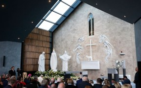 POPE IRELAND KNOCK SHRINE