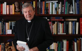 CARDINAL GEORGE PELL BOOK