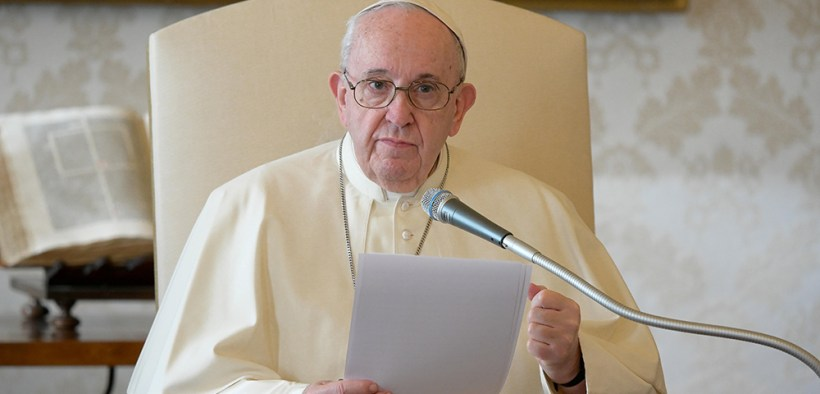 FILE POPE FRANCIS