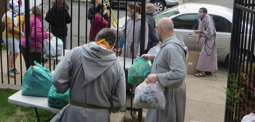 The Franciscan Friars of the Renewal