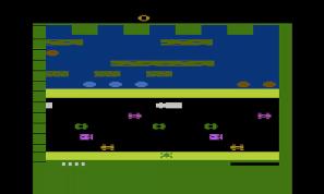 Atari2600Game_Frogger