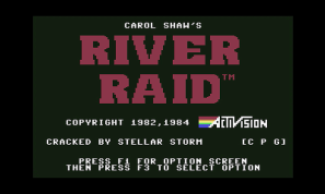 C64Game_RiverRaid_