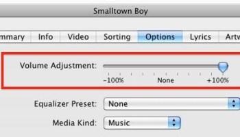 Set iTunes to Fade Between Songs