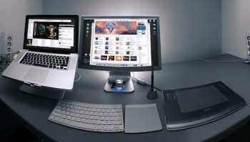 Mac Setups: MacBook Pro & Apple Cinema Display