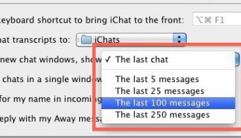 How to Set Up Facebook Chat in iChat