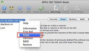 How to Erase a Disk from Command Line in Mac OS X | OSXDaily