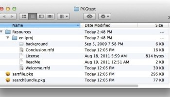 Extract and Explore an iOS App in Mac OS X