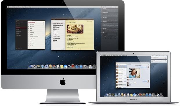 Mac OS X 10.8 Mountain Lion