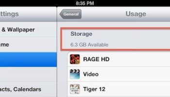 6 Tips to Free Up Tons of Storage Space on iPad, iPhone, and
