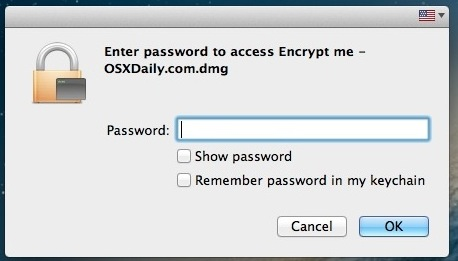 Require a Password to Access External Drives with an Encrypted Partition