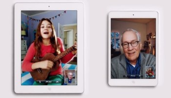 iPhone 4 Christmas Commercial Featuring Santa, FaceTime, and
