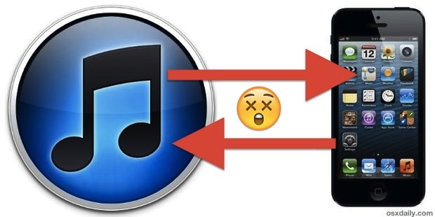 Itunes cannot find ipad
