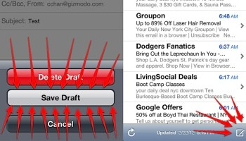 Attach a Photo to a Mail Message on iPhone, iPad, and iPod touch
