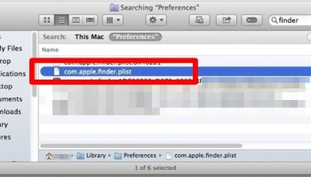 Workaround for the Slow Open / Save Dialog Box Problem in OS X Mavericks