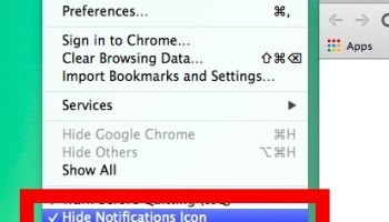 How to Remove Icons from the Menu Bar in Mac OS X