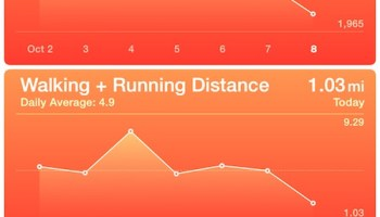 Switch Distance Measurement to Miles or Kilometers on Health