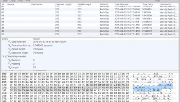 How to use cocoa packet analyzer