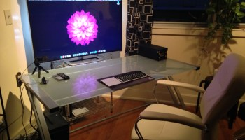 Mac Setup: The Workstation of an Expat Theatrical Producer