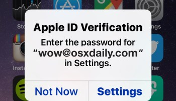 Fix for Mac Randomly Asking for Password to iCloud, FaceTime