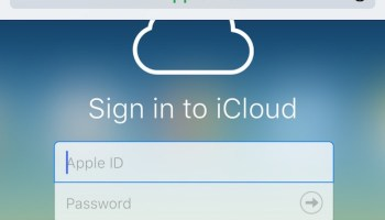 Find a Misplaced iPhone by Making it Beep Remotely with iCloud
