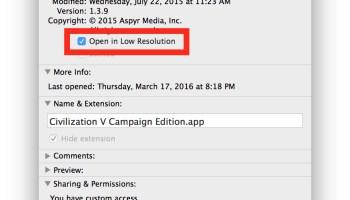 Improve Diablo 3 Performance in Mac OS X