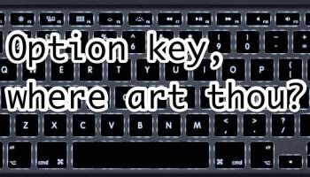 Making Sense of Mac Keyboard Symbols