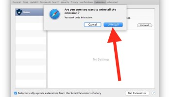 How to Remove the Adobe Acrobat Reader Plugin from Safari in Mac OS X