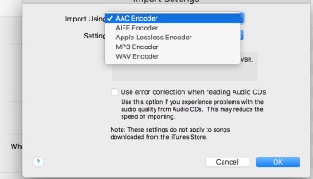 How to Rip a CD with iTunes & Import MP3s on Mac & Windows