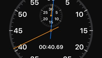 Simple Stopwatch & Timer for Mac OS X Menu Bar: Thyme