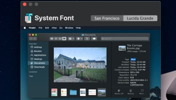 How to Download San Francisco Fonts for Mac