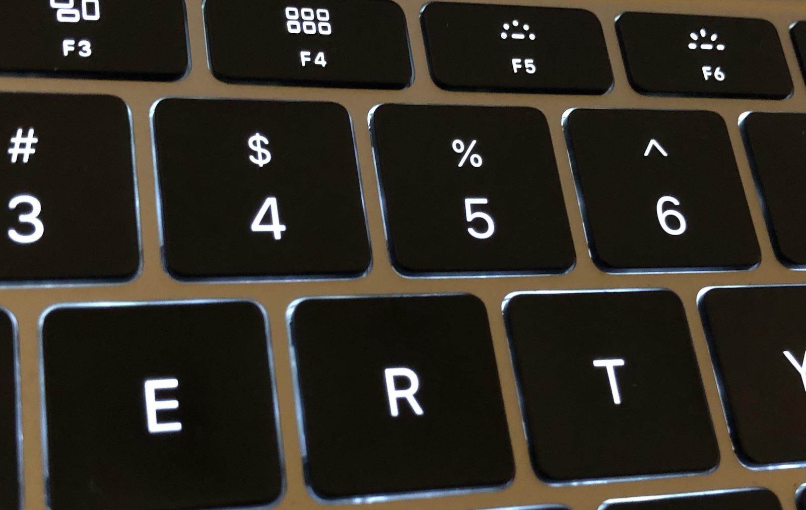 mac number keys stop working