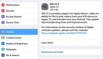 iOS 11 2 Download Released, Update Now [IPSW Links]