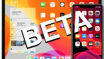 iOS 13 & iPadOS 13 Public Beta Download Available Now