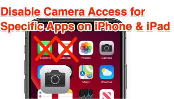 How to Control What Apps Can Access Photos on iPhone & iPad
