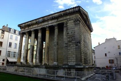 Le Temple de'Augustus et de Livia