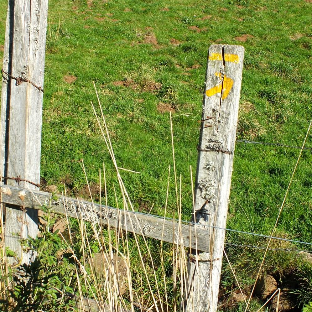 Clear waymarks, clear electrification