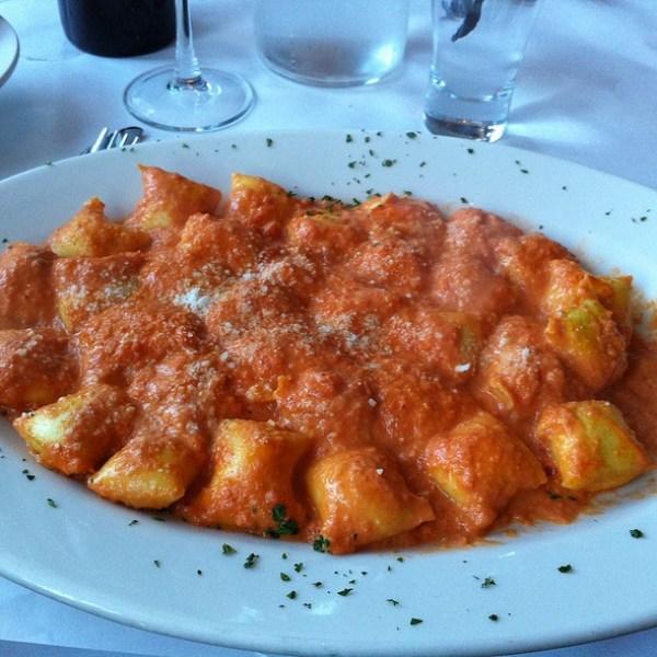 Gnocchi Gratinati @ Caro Mio Italian Restaurant