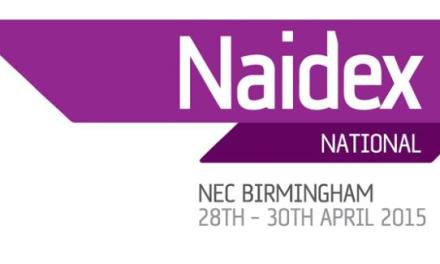 Naidex National announces conference programme for 2015