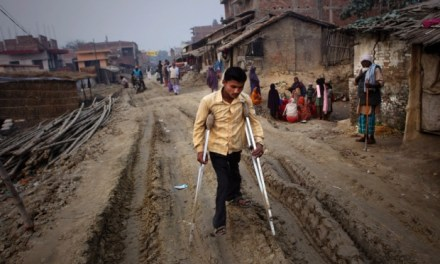 My experiences in India will make me a better occupational therapist in the UK