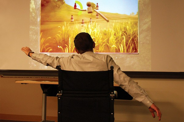 Video game developed at USC lets patients play their way through rehab