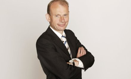 Andrew Marr and Jackie Ashley to discuss life after a stroke