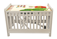 Centrobed to showcase their Scotia cot product range at Kidz to Adultz South