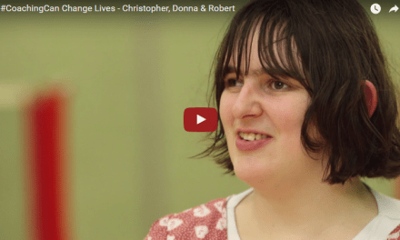 Three local people with learning disabilities feature in national Sports Coach UK campaign