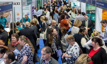 Care sector gives new look Care Show the thumbs up