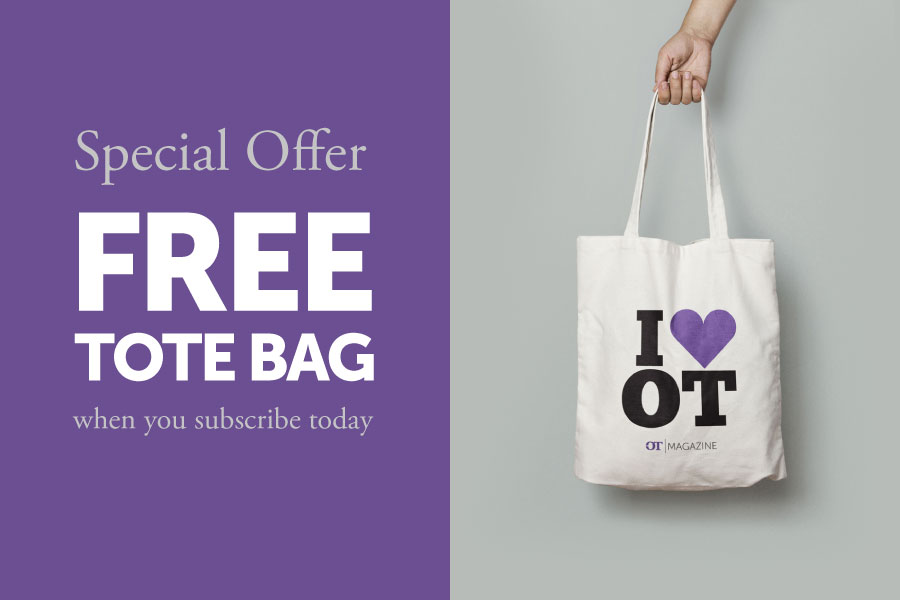 Get Your FREE Tote Bag!