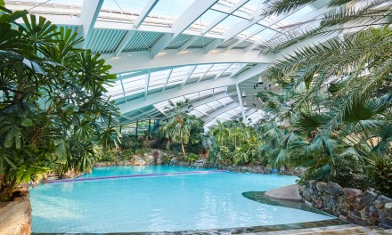 KingKraft Installs Changing Places at Center Parcs