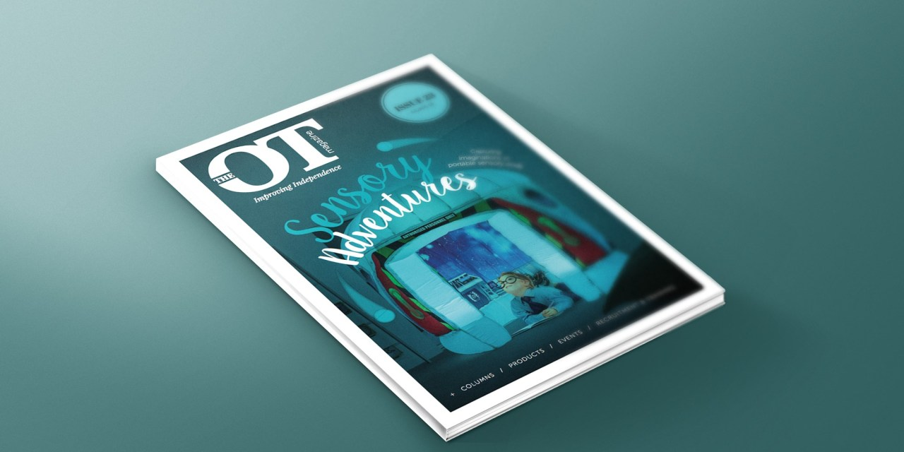 The Jul/Aug issue out now