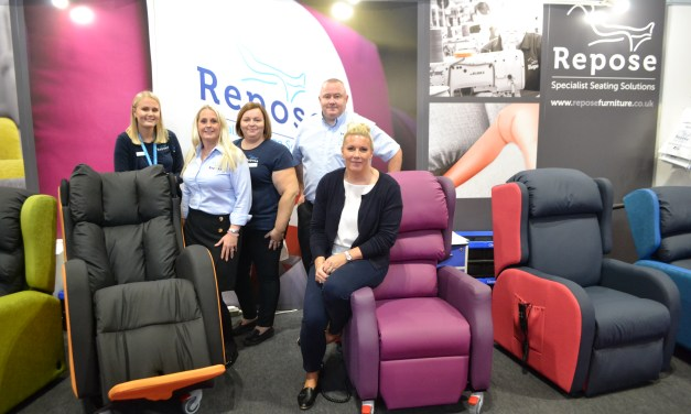 Repose to unveil new additions to healthcare range