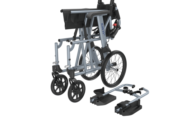 ICON 35  lightweight wheelchair range launched