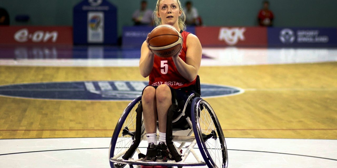 Paralympic Brand Ambassador for Wessex Lifts
